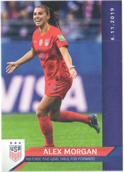 2019 Panini Instant Alex Morgan