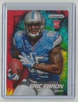 2014 Panini Prizm Tie-Dyed Rookies Eric Ebron