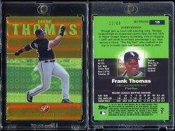 2003  Topps Pristine Gold Refractor  Frank Thomas