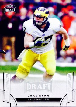 2015 Leaf Draft  Jake Ryan