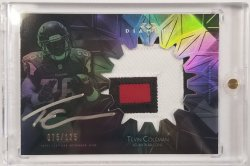 2015 Topps Diamond Rookie Auto Jersey Patch
