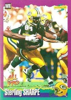 1994  Score Sterling Sharpe