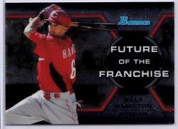 2013 Bowman Draft Future of the Franchise Mini Billy Hamilton