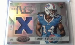 2014 Panini Certified New Generation Sammy Watkins