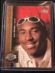 1996-97 Upper Deck Upper Deck #58 Kobe Bryant RC