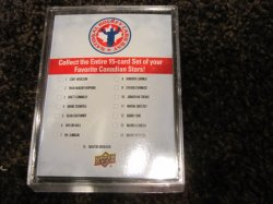 2012 Upper Deck Hockey Card Day Complete Set