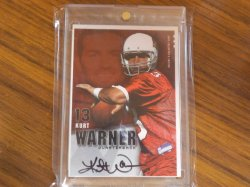 Kurt Warner (Foundation Auto)