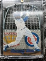 1999  Pacific Crown Collection  Sammy Sosa