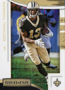 2018 Panini Rookies and Stars Michael Thomas