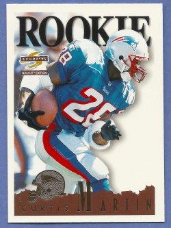 1995 Score Summit Curtis Martin RC