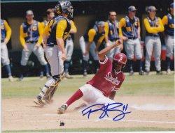 Brian Ragira Signed IP 8x10 Photo
