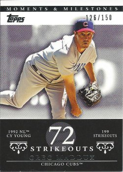 2007 Topps Moments and Milestones 13-72