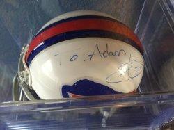 Sammy Watkins Personalized Mini Helmet