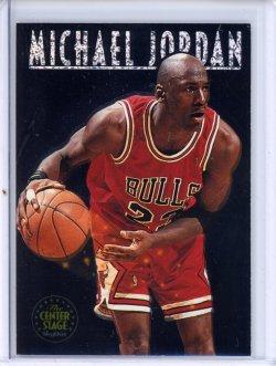 1993-94 Skybox Premium Michael Jordan Center Stage
