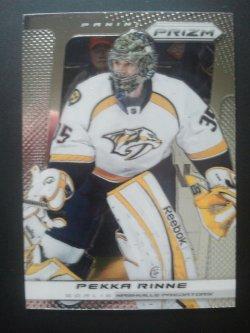 2013-14 Panini Prizm #164 Pekka Rinne