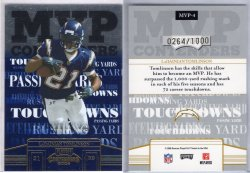 2006 Playoff Contenders LaDainian Tomlinson