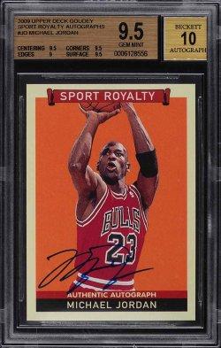 2009 Upper Deck Goudey Michael Jordan