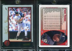 1998  Bowman Chrome Golden Anniversary Frank Thomas