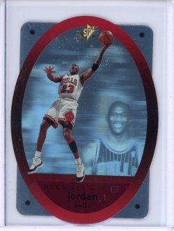 1996  SPx Michael Jordan