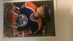 1994 Topps Preimer hockey Jason arnot rookie sensations card