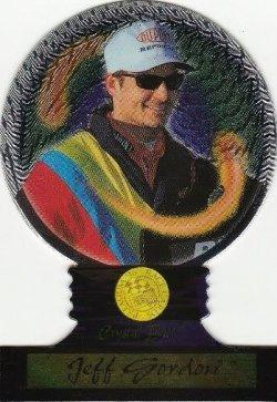 1996 Press Pass Premium Jeff Gordon