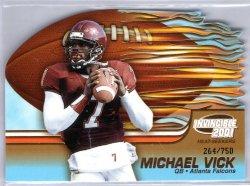 2001  Pacific Invcible Michael Vick
