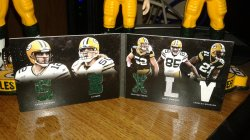 Panini Playbook SB XLV Clay Matthews