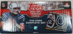 2012 Topps  Complete Set