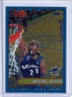 2001-02 Topps Chrome Michael Jordan