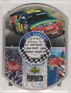 2000 Upper Deck Victory Jeff Gordon Powerdeck