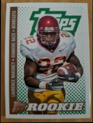 2006 Topps Draft Picks and Prospects  Laurence Maroney