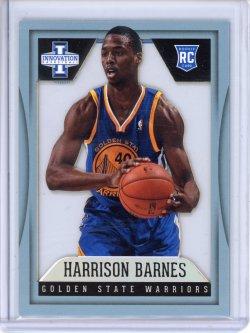2012-13 Panini Innovation Harrison Barnes Platinum