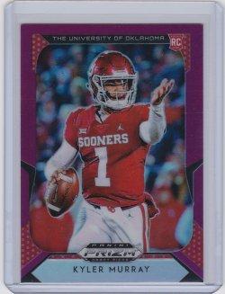 2019 Kyler Murray Prizm Draft Picks Pink  RC   Oklahoma A8854