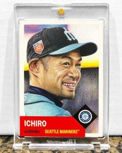 2018 Topps Living Ichiro Suzuki