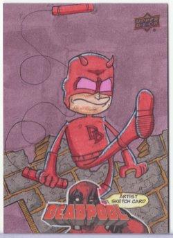 Marvel: Deadpool JOHNNY TOWNSEND (DAREDEVIL)