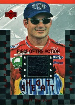 1997 Upper Deck Victory Circle Racing Jeff Gordon