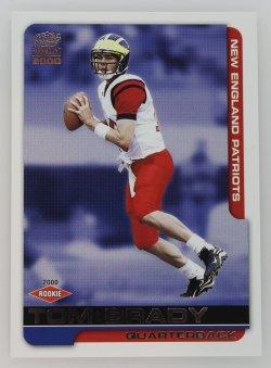 2000   Tom Brady Paramount Rookie