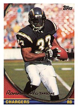 1994  Topps Ronnie Harmon