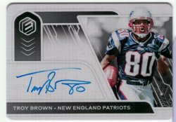 2020 Panini Elements TROY BROWN