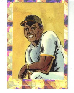1993  Personality Comics inc. Willie Mays