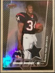 2005 Bowman Best Vernand Morency