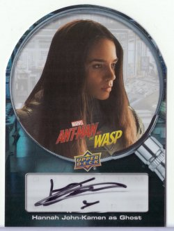 Ant-Man And The Wasp HANNAH JOHN-KAMEN (GHOST)