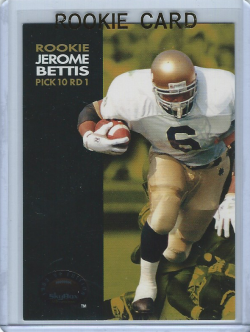 1993 Skybox Premium Jerome Bettis