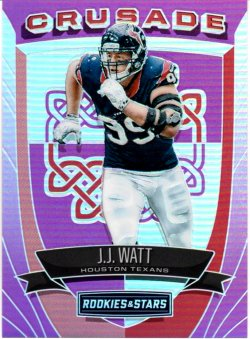 2017 Purple Watt /49