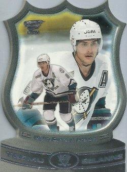 2000/01  Revolution NHL Icons Selanne