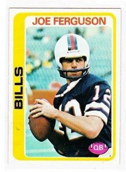 1978 Topps Base Joe Ferguson