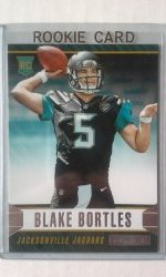 2014 Panini Rookies And Stars  Blake Bortles