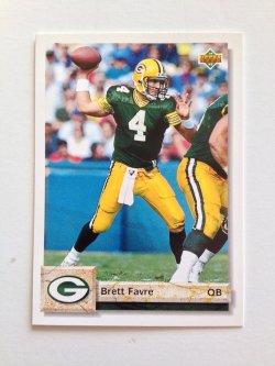 1992 Upper Deck  Brett Favre