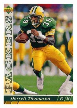 1993  Upper Deck Darrell Thompson