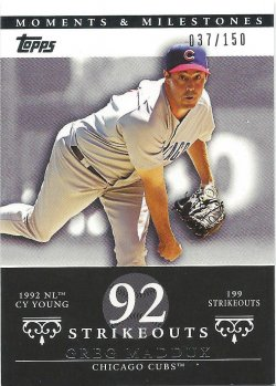 2007 Topps Moments and Milestones 13-92